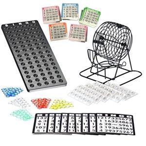 Juegos de bingo manuales