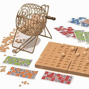 Comprar juegos de Bingo