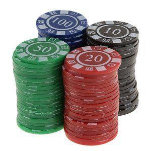 Las Mejores Fichas de Póker