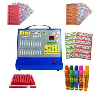 Juegos de bingo electrónicos