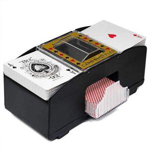 Comprar barajadores de cartas eléctricos en Amazon