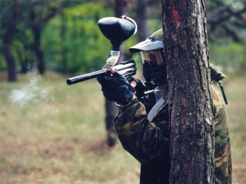 Diferencias entre Airsoft vs Paintball