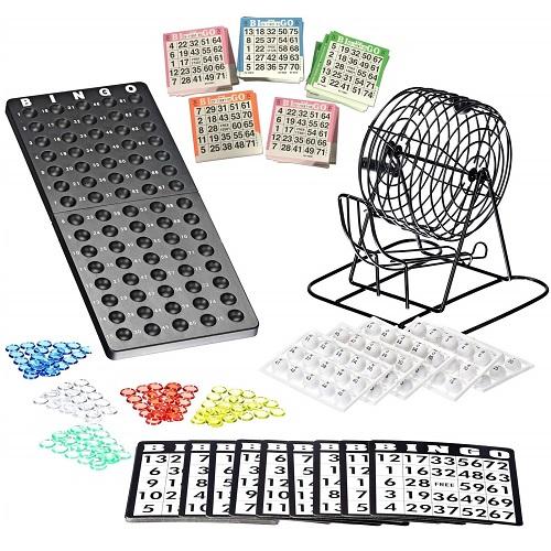 Juegos de Bingo - Guía de Compra